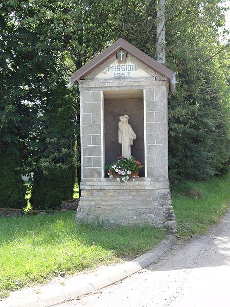 Sainte-Pôle (M-et-M) oratoire