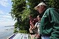 Salazar and Ashe learn about Humbug Marsh (5913034498).jpg