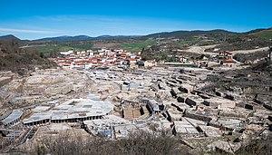 Añana - Image: Salinas de Añana Valle Salado 01