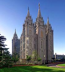 Salt Lake Temple, Utah - Sept 2004-2.jpg
