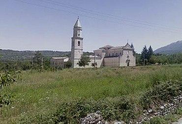 Il Convento di San Francesco a Folloni a Montella