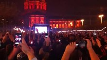 File:San Francisco Giants win 2012 World Series Fans react to moment of win.theora.ogv