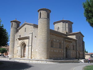 San Martín de Tours de Frómista - San Martín de Tours de Frómista.
