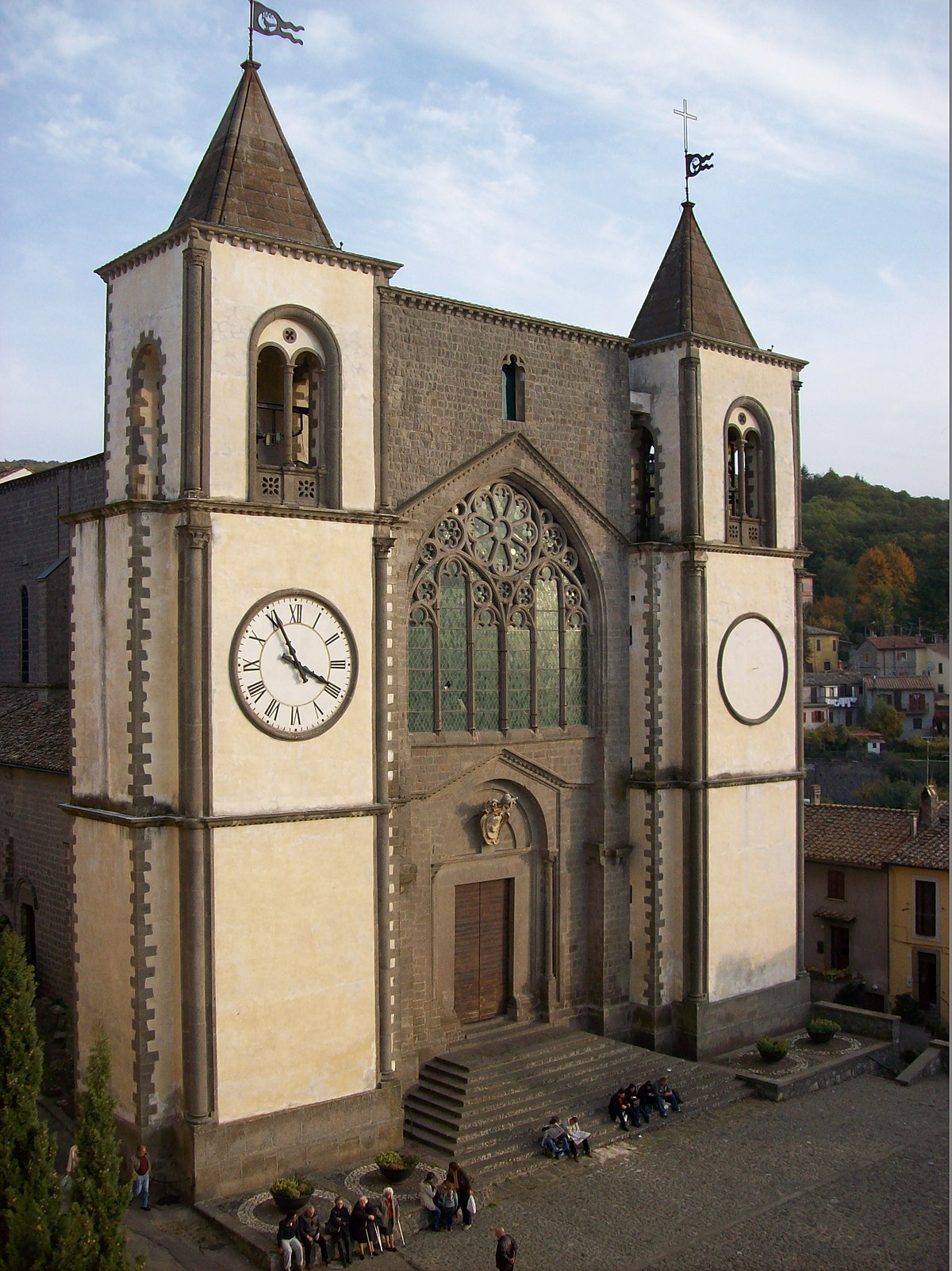 Abbaye de san martino al cimino wikip dia for Immagini da colorare di san martino
