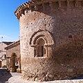 San Miguel de Gormaz. Ábside.jpg