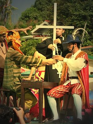Sandugo - Sandugo reenactment