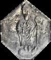 Sant Saeran o garreg o Eglwys Sant Saeran, Llanynys 01.png