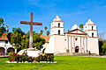 Santa Barbara Historic Mission, California, United States of America.jpg