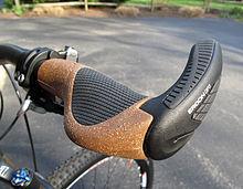 Bicycle handlebar - Wikipedia