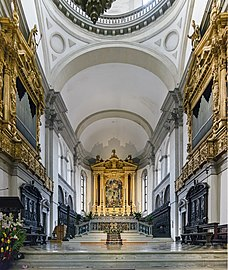 Santa Giustina (Padua) - Choir and High Altar