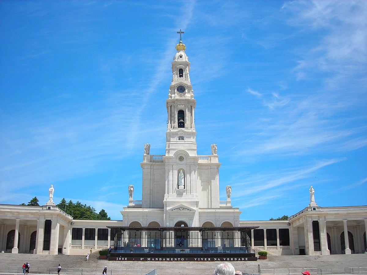 Santuário de Fátima (3) - Jul 2008.jpg