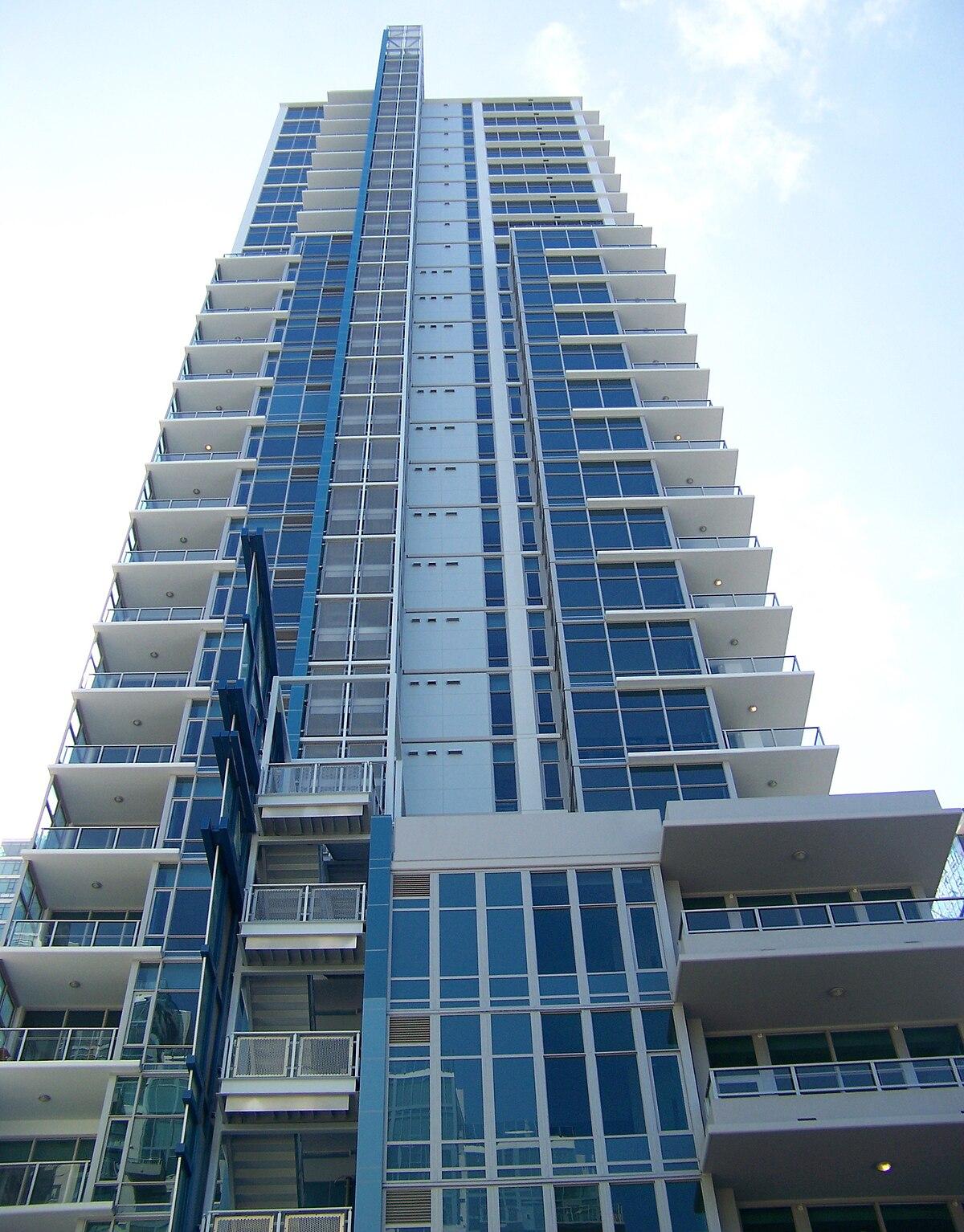 Sapphire Tower San Diego Wikipedia
