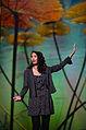 Sarah Kay esinemas konverentsil TED 2011. aastal. Foto Steve Jürvetson.jpg