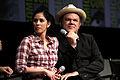 Sarah Silverman John C. Reilly 2012 San Diego Comic-Con Wreck-It Ralph.jpg