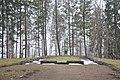 Sarkanās armijas brāļu kapi Zutēnos (169 karavīri) WWII, Bebru pagasts, Kokneses novads, Latvia - panoramio.jpg