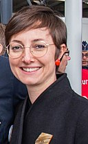 Saskia Bricmont: Alter & Geburtstag