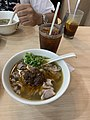 Satay beef noodle soup for lunch.jpg