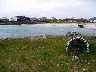 Scarinish - Image: Scarinish Harbour