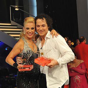 Dancing Stars (Austrian TV series) - The winners of Season 8