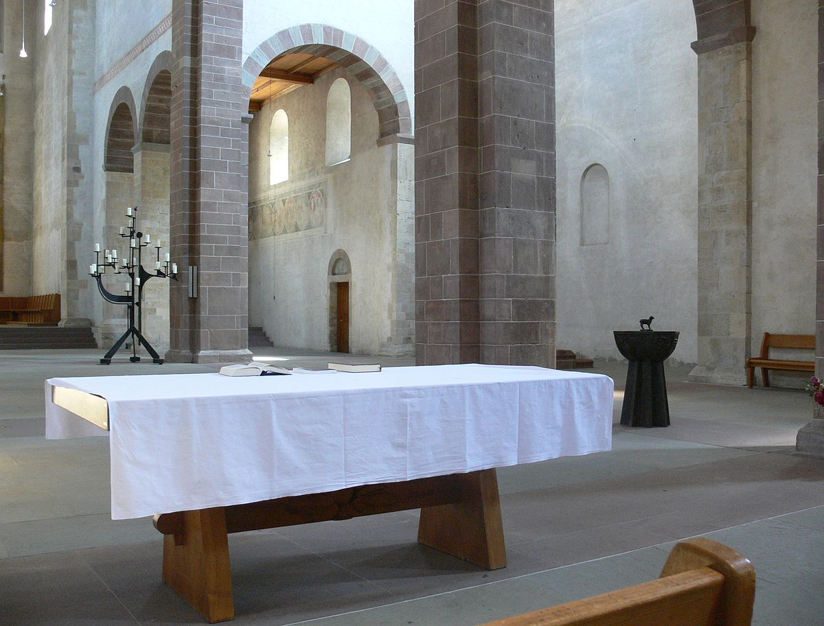 communion table - wikipedia