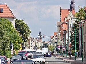 Schönebeck - Schönebeck centre