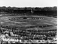 School children's pageant - Adelaide Oval for state centenary(GN09865).jpg