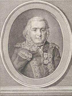Johan Arnold Bloys van Treslong Dutch naval officer