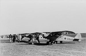 Galilee Squadron - Israeli Piper Super Cubs, March 1949