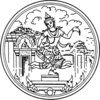 Official seal of Buriram