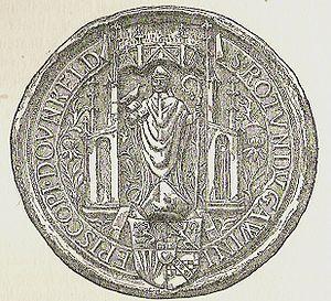 Gavin Douglas - Image: Seal of Gavin Douglas