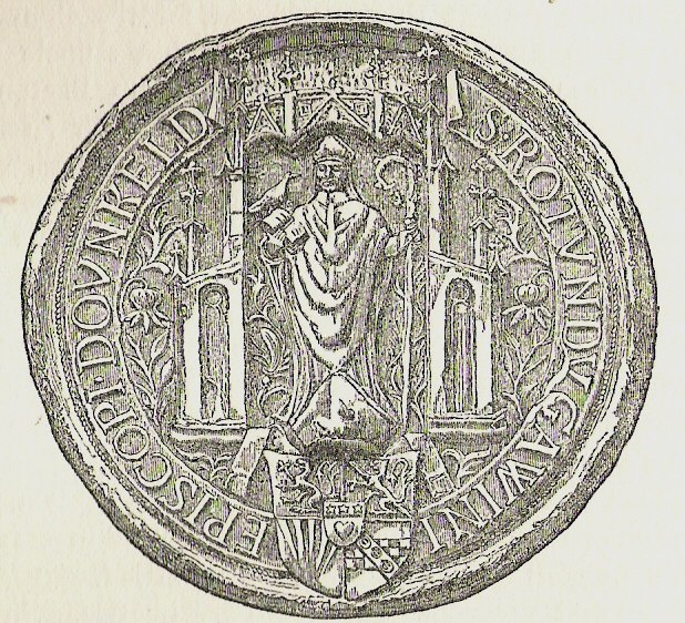 Seal of Gavin Douglas