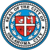 Official seal of Oklahoma City, Oklahoma