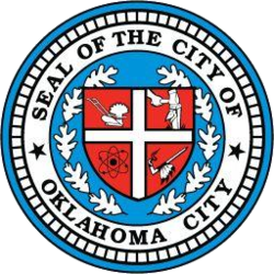 Seal of Oklahoma City, Oklahoma.png