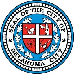 Official seal of Oklahoma City, Oklahoma