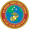Seal of U.S. Marine Corps Forces, Pacific.png