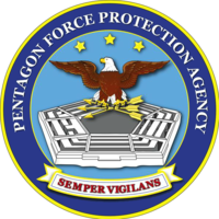 Seal of the Pentagon Force Protection Agency