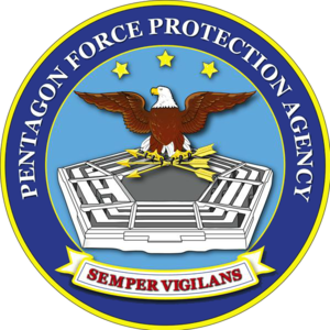 Pentagon Force Protection Agency - Image: Seal of the Pentagon Force Protection Agency