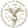 Seal of the Speaker of the US House of Representatives.svg