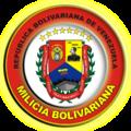 Seal of the Venezuelan National Militia.png