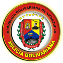 Seal of the Venezuelan National Militia.png