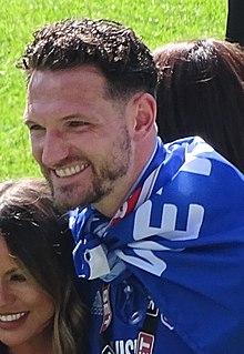 Sean Morrison (footballer) English footballer