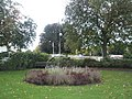 Seat in the corner of Princes Gardens - geograph.org.uk - 994941.jpg