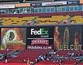 Seats and screens of FedExField in Prince George's County in Maryland.jpg