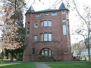 Seattle Pacific University - Alexander Hall