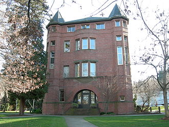 Seattle Pacific University - Alexander Hall