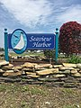 Seaview Harbor sign.jpg