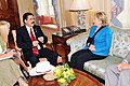 Secretary Clinton Meets With Honduran President (3699334918).jpg