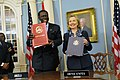 Secretary Clinton and Angolan Foreign Minister Asuncao Afonso dos Anjos Sign a Memorandum of Understanding.jpg