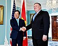 Secretary Pompeo Meets With Vietnamese Deputy Prime Minister Pham Binh Minh (47910906191).jpg