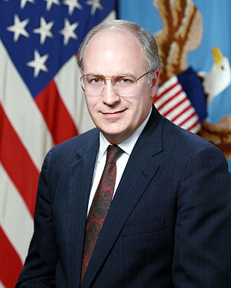 Dick Cheney - Secretary of Defense Dick Cheney, 1989–1993
